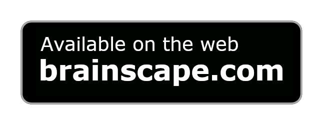 Available on the web brainscape.com